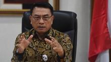 Kudeta Partai Demokrat dan 'Perang' Terbuka SBY-Moeldoko