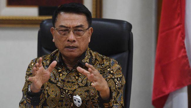Moeldoko mengatakan peradaban tinggi bangsa ditandai dengan beragam warisan budaya seperti Candi Borobudur. Peradaban itu tak tercermin dalam kondisi saat ini.
