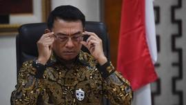 Santer Isu Ikut KLB Demokrat, Moeldoko Masih di Jakarta