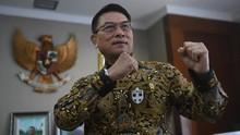 KLB Demokrat, Darmizal Sebut Moeldoko Bakal Gantikan AHY