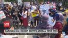 VIDEO: Ratusan Wali Murid Protes Aturan PPDB 2020