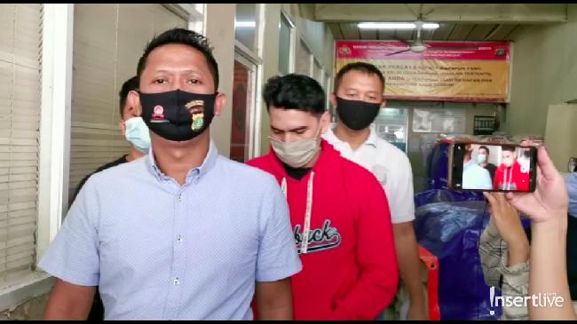 Ridho Ilahi Ditangkap Atas Kasus Narkoba Bersama 2