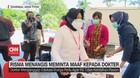 VIDEO: Risma Menangis Meminta Maaf Kepada Dokter
