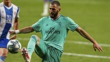 Daftar Top Skor Liga Spanyol: Benzema Terus Bayangi Messi