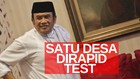VIDEO: Satu Desa Rapid Test Gara-Gara Rhoma Irama