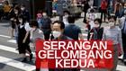VIDEO: Korsel Hadapi Gelombang Kedua Covid-19