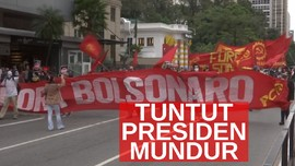 VIDEO: Dua Presiden Didemo Warga