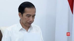 Jokowi Sentil Lonjakan Kasus Corona di Jakarta