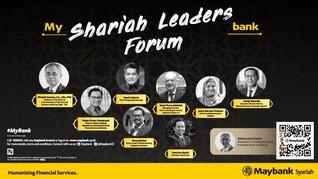 Forum untuk Para Thought Leader Syariah Digelar oleh Maybank