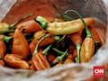 Semakin Pedas, Harga Cabai Rawit Melonjak ke Rp45.600 per Kg