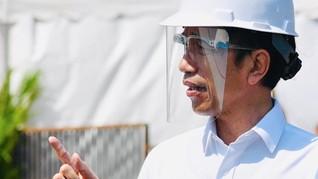 Jokowi: Jangan Sampai Aura Krisis Kesehatan Hilang