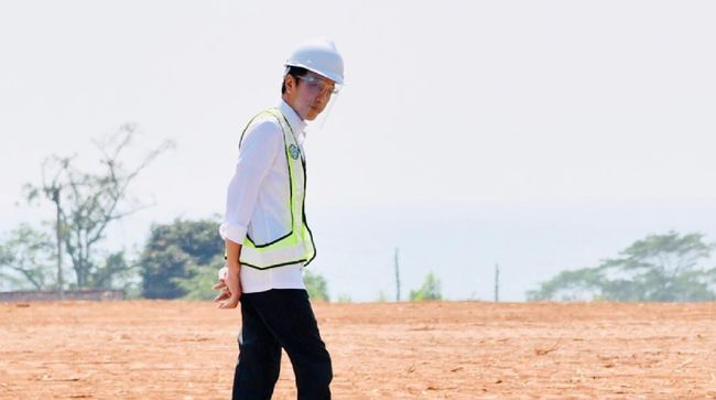 Presiden Joko Widodo melakukan kunjungan kerja ke Jateng, Selasa (30/6)