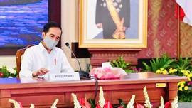 Jokowi Bubarkan Badan Pengembangan Infrastruktur Selat Sunda