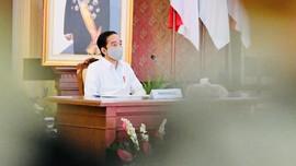Jokowi Larang Impor Alat Rapid Test dan PCR dari Luar Negeri