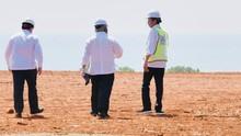 Karpet Merah Jokowi untuk Investor Pemanis Saham Konstruksi