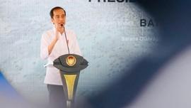Jokowi Targetkan Emisi Gas Rumah Kaca Turun 26 Persen