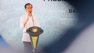 Jokowi Beberkan Lima Prioritas Kerja pada 2021