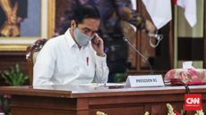 Jokowi Buka Suara Soal Ancaman Resesi Ekonomi RI