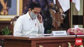 Jokowi Teken PP Alih Status Pegawai KPK Jadi ASN