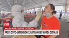 VIDEO: Covid-19 di Beijing Naik, Ratusan Ribu Warga Diisolasi