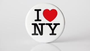 Desainer Pencipta Logo Ikonik 'I Love NY' Meninggal Dunia
