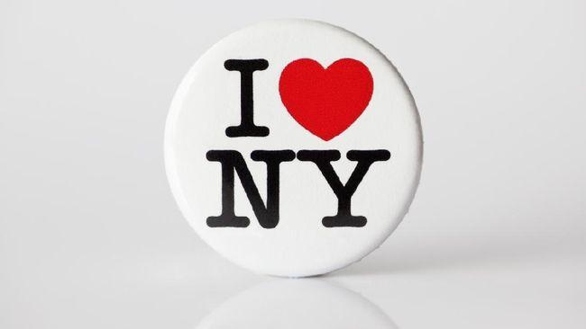 Desainer grafis pencipta logo ikonik 'I love NY' Milton Glaser meninggal dunia pada usia 91 tahun.