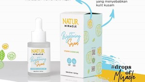 Natur Miracle Face Serum