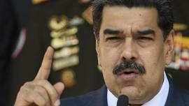 Presiden Venezuela Sedih Dengar Kabar Maradona Meninggal