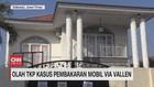 VIDEO: Olah TKP Kasus Pembakaran Mobil Via Vallen