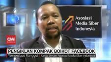 VIDEO: Pengiklan Kompak Boikot Facebook