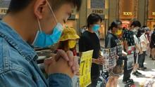 Polisi Gerebek Media Milik Tokoh Pro-Demokrasi Jimmy Lai