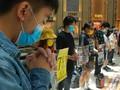 FOTO: Pro Kontra Perayaan China Sahkan UU Keamanan Hong Kong