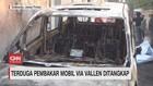 VIDEO: Terduga Pembakar Mobil Via Vallen Ditangkap