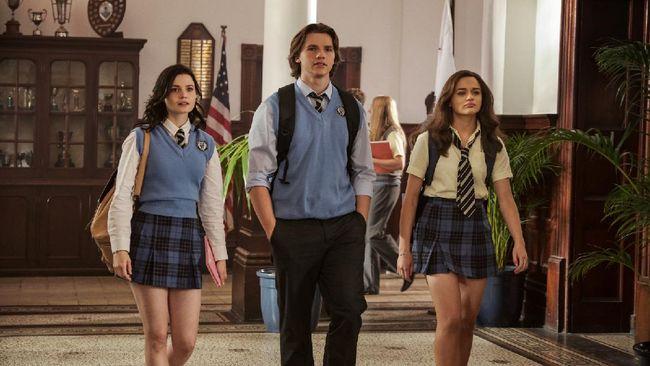 Pemeran seri film Kissing Booth, Joey King, mengumumkan film ketiga yang ia bintangi akan rilis pada musim panas 2021.