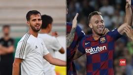 VIDEO: Juventus Resmi Beli Arthur, Pjanic ke Barcelona