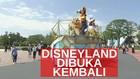 VIDEO: Gladi Resik Pembukaan Disneyland Tokyo