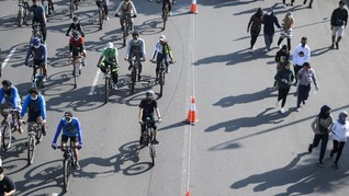 Menhub Akan Izinkan Sepeda dan Skuter Listrik Masuk Kereta