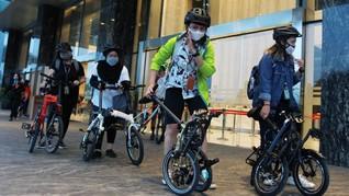 Aturan Pajak Sepeda dari PPN hingga Bea Masuk