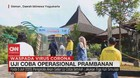 VIDEO: Uji Coba Operasional Candi Prambanan