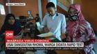 VIDEO: Usai Dangdutan Rhoma Irama, Warga Didata Rapid Test