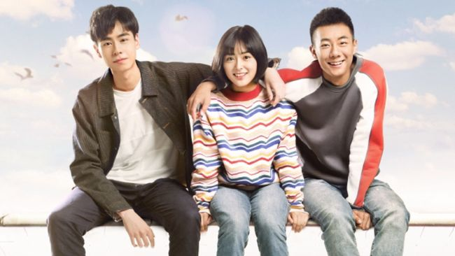 A Love So Beautiful dok. Huace Media dan Tencent Video via imdb