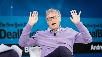 Perceraian Bill dan Melinda Gates Gemparkan China