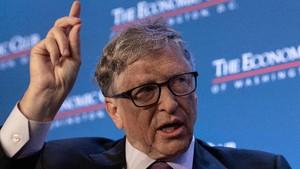 Bill Gates Kritik Uji Covid-19 di AS: Mayoritas Tes Sampah