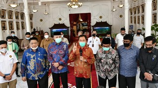 Aceh Direncanakan Jadi Kawasan Industri Berbasis Gas