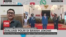 VIDEO: Evaluasi Polri di Bawah Jokowi