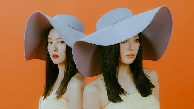 Irene dan Seulgi Red Velvet dok. SM Entertainment