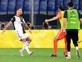 Kecepatan Gol Ronaldo ke Gawang Genoa: 105 km per Jam