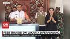 VIDEO: PSBB Transisi DKI Jakarta Diperpanjang