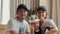 <p>Setelah menikah dengan Arief Rahman 6 tahun lalu, Olivia Jensen melahirkan anak pertamanya, Aurora Jensen Purnama pada 7 Juli 2017. (Foto: Instagram @oliviajensen)</p>