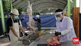 Panduan Penyembelihan Hewan Kurban Idul Adha saat Pandemi